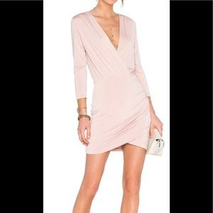 Lovers and Friends Mini Dress In Pink